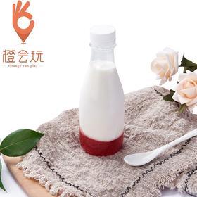 【秘制】红芭乐手摇酸奶