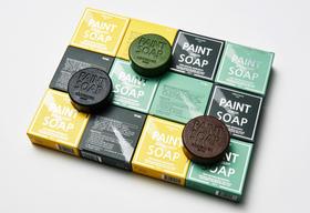 韩国进口chireureu洁面皂3块装  法式绿泥 蜂王浆&可可 炭皂