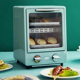 【日本网红烤箱】日本Toffy双层烤箱