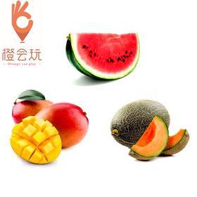 【三拼】 西瓜+芒果+哈密瓜 250g