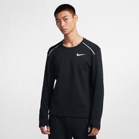 【特价】Nike耐克Therma Sphere Element 男款圆领长袖跑步T恤