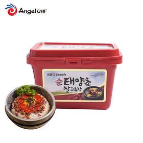 膳府传统太阳草辣椒酱 即食复合调味酱料韩式拌饭炒年糕调料500g