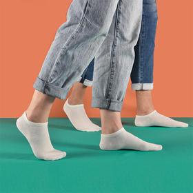 苎本·惠风春夏款苎麻短袜 袜子