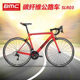 正品行货BMC瑞士环法品牌 SLR03 碳纤维公路自行车 22速