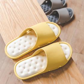 日式棉花糖拖鞋,透气防臭,又软又弹,像棉花一样柔软