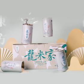 东北五常大米稻花香2号 龙米家罐装鲜米 280g*2