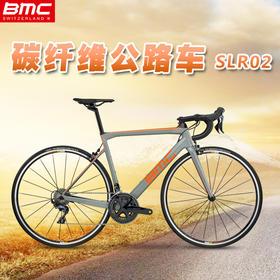 正品行货 BMC SLR02 瑞士环法品牌 碳纤维公路自行车 22速