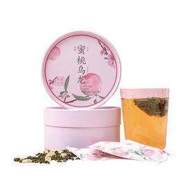 喜善花房 蜜桃乌龙茶36g/盒(3g*12小包)