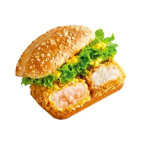 亚洲渔港伴鱼伴虾堡24片装