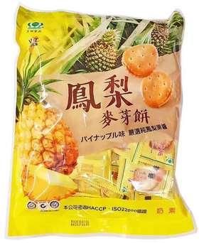 昇田凤梨麦芽饼250g