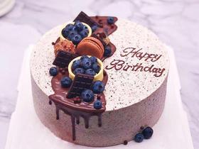 奥利奥蓝莓蛋糕·吃了会爱上的蛋糕.dg