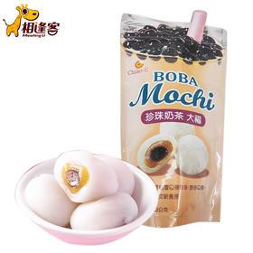 巧益珍珠奶茶风味大福150g