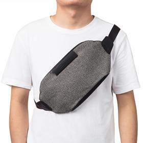 【防割黑科技胸包】荷兰XDDESIGN防割防盗胸包 轻旅系列大容量 自动吸合拉链 双保险扣具 欧洲4级防割面料 RFID屏蔽口袋 男女情侣同款