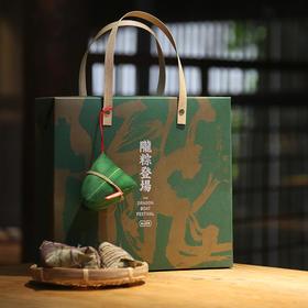 【陇粽登场】桂满陇特制棕6只装+心意棕香包挂件