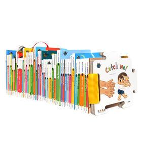 【3~8岁】BabyAll 数科学 学科英语启蒙读物