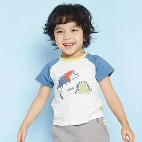 儿童夏季纯棉T恤
