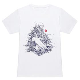【威龙在天】龙腾长空中国五代机文化T恤