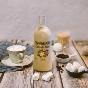 [卡裴娜咖啡奶油味利口酒]智利国酒皮斯科 原瓶进口 700ml