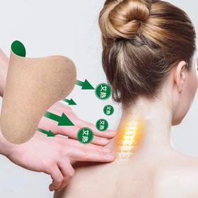 优选 | 修正艾草颈肩贴 温和艾草 多种草本精华 呵护颈肩 精密结合 给自己的颈肩放个假!