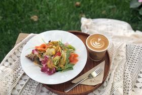 新品下午茶!38元半价购SOLO CAFE原价76元的下午茶套餐 这家宝藏咖啡店你一定要去一次!