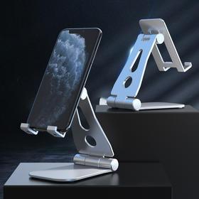 单轴/双轴旋转手机平板支架 可调整角度和高度