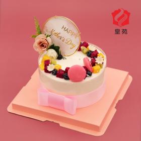 【母亲节主题蛋糕】