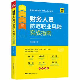 财务人员防范职业风险实战指南 张国峰