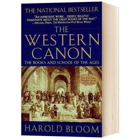 西方正典 英文原版 The Western Canon 文学理论书籍英文版