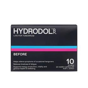 澳洲Hydrodol新版解酒片20粒装