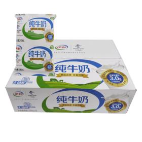 伊利 纯牛奶无菌枕纸袋 240ml*16包/提