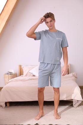夏季新品男士套装家居服 14130229