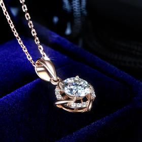央视推荐品牌|天使之约时尚经典耳钉项链戒指