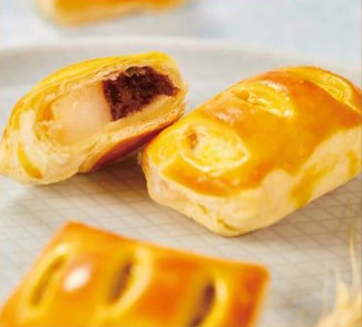 【加单】8个红豆一口酥+8个乳酪一口酥 商品图0