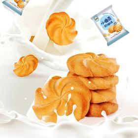 益品麦奶油小曲奇 奶油味/香葱味 400g/箱 14包左右