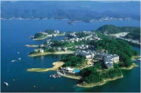 【酒店特惠】379元起!享2大1小「千岛湖开元度假村」别墅度假