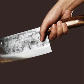 中式文武厨刀:可能是你用过最顺手的两把刀