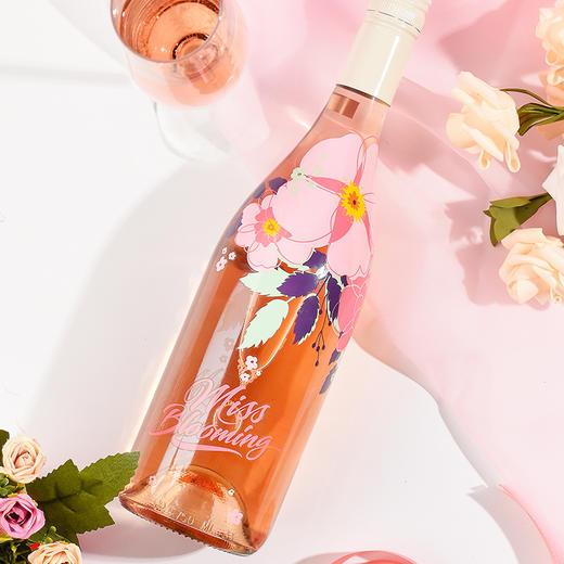 [百花美人路斯格兰桃红莫斯卡托起泡葡萄酒]来自澳大利亚路斯格兰 750ml 商品图3