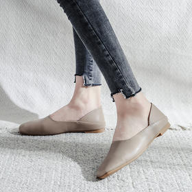 罗玛儿时尚奶奶鞋,显瘦百搭、好穿不累脚,极尽法式优雅
