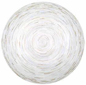 限量版画 《我就喜欢花花世界—白色》 版数20 黑一烊 81×82cm