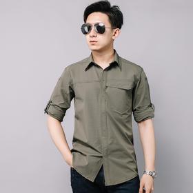 【战术防撕裂】第三代3M速干长袖衬衫