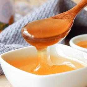 【湖北深山百花蜂蜜 500g/罐】| 源自高山优质蜜,清香润口,甜而不腻