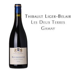 梯贝酒庄双秀佳美红葡萄酒 AOC 法国 Thibault Liger-Belair, Les Deux Terres Gamay France