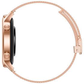 荣耀手表magic watch2-42mm 樱粉金