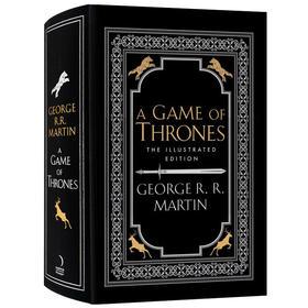 权力的游戏 20周年 英文原版小说 A Game of Thrones 冰与火之歌