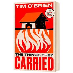 士兵的重负 英文原版小说 The Things They Carried 火材盒系列