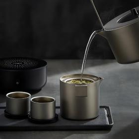 纯钛壶 现代茶具大容量煮茶泡茶户外居家