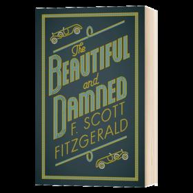 美丽与毁灭 英文原版小说 The Beautiful and Damned 菲茨杰拉德 F Scott Fitzgerald 英文版 进口原版英语书籍