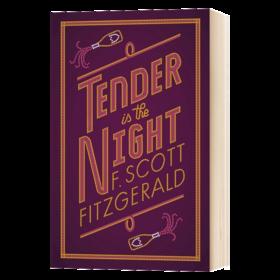 夜色温柔 英文原版 Tender is the Night 经典名著文学小说 菲茨杰拉德 F Scott Fitzgerald 中小学生课外阅读 英文版进口英语书