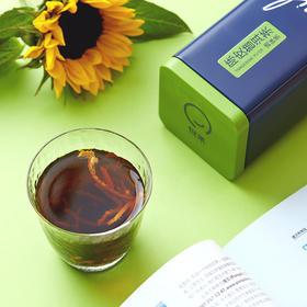 悦茶LATTEA 正宗5年新会陈皮勐海普洱熟茶5年罐装 便携小包袋装