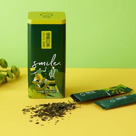悦茶LATTEA 正宗太姥山福鼎白茶3年白牡丹罐装 便携小包袋装冷泡茶